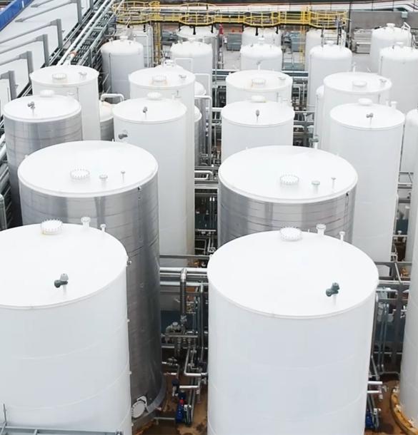 Новий завод з виробництва мастильних матеріалів OPET в Туреччині введений в експлуатацію