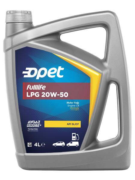 FULLLIFE LPG 20W-50
