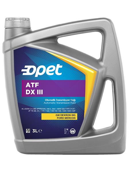 ATF DX III
